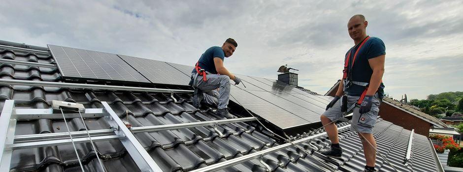 Photovoltaik lohnt sich wieder - und Nils Kusserow weiß, warum