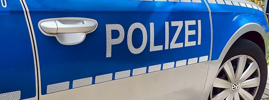 Verkehrsunfall auf der B 9 - Höhe Dienheim