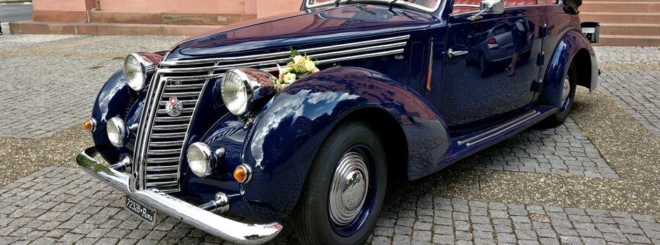 46 Oldtimer kommen am Samstag nach Wiesbaden