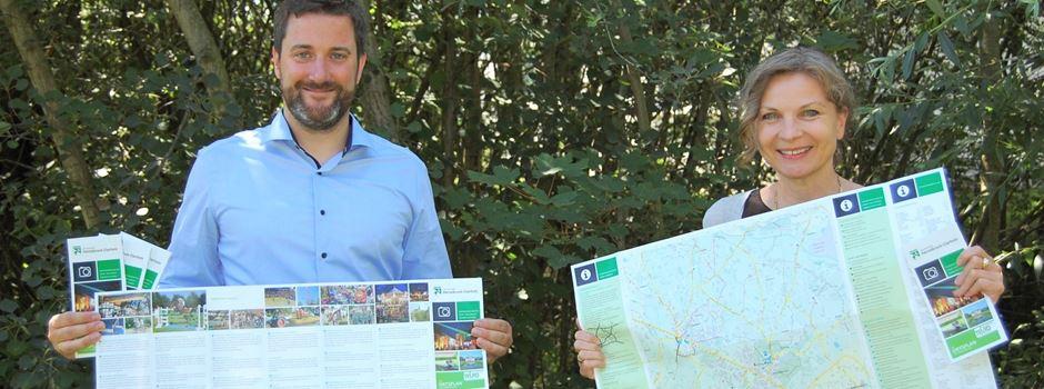Ortsplan der Gemeinde Herzebrock-Clarholz überarbeitet