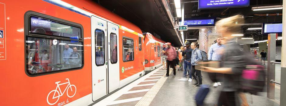 Wird es bald Bahnsteigtüren in Frankfurt geben?