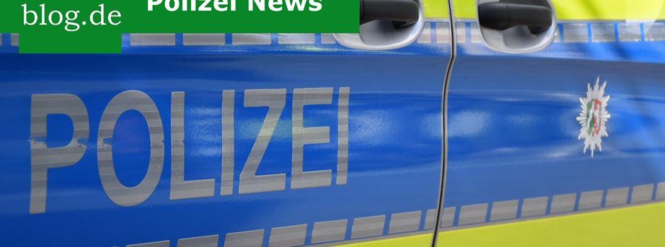 Zeugen beobachten Unfallflucht und verständigen die Polizei