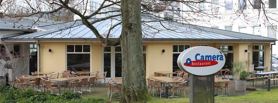 Restaurant Camera auf dem Campus 'Unter den Eichen' meldet sich zurück
