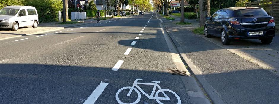 Ausbau der Radrouten: Parken in der Gärtnergasse bald nicht mehr möglich
