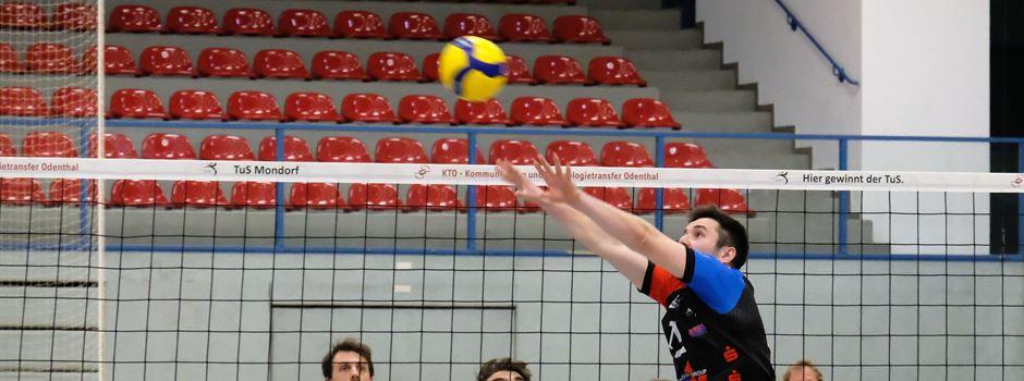 Volleyball: TuS Mondorf empfängt SV Warnemünde