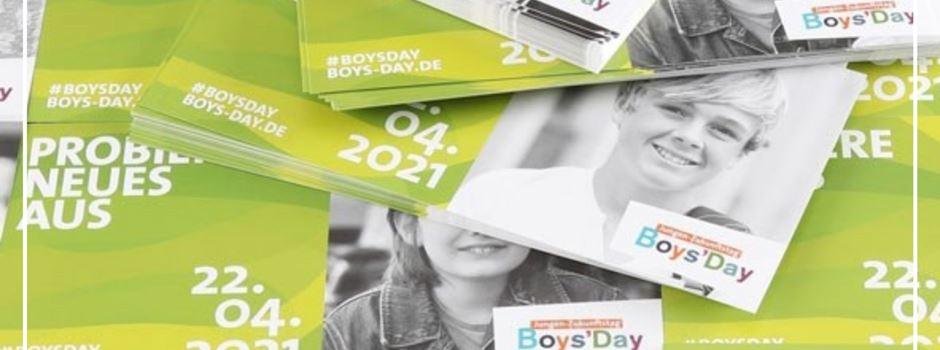 Girls'Day und Boys'Day am 22. April