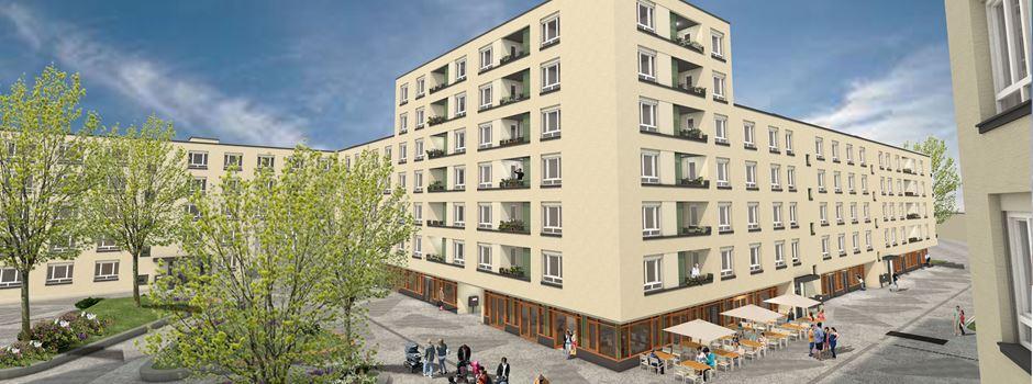 Neues Mainzer Bauprojekt: Mehr als 150 Wohnungen in der Neustadt geplant