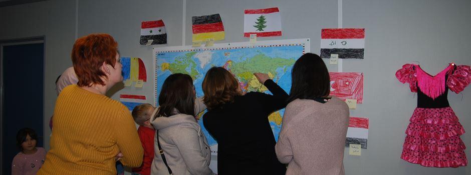 Interkultureller Nachmittag im CJD Verbundfamilienzentrum
