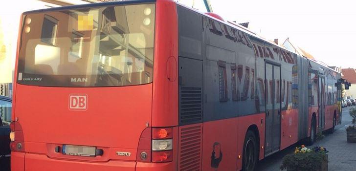 Rassismus-Vorwurf: Busfahrer drohen Konsequenzen