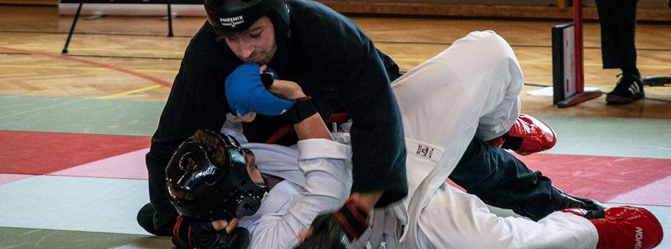 Hapkido: Vier Titel in die Gemeinde geholt