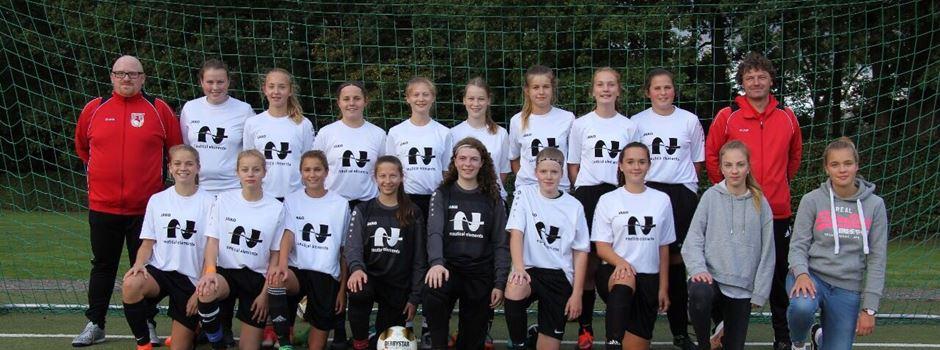 Pokalspiel der B-Juniorinnen des HSV