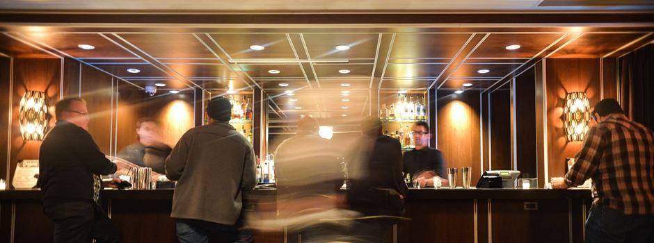Einmal 9 Fragen an: einen Barchef