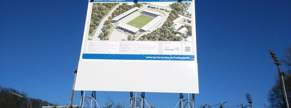 OB Uwe Conradt zur Kostensteigerung beim Ludwigspark