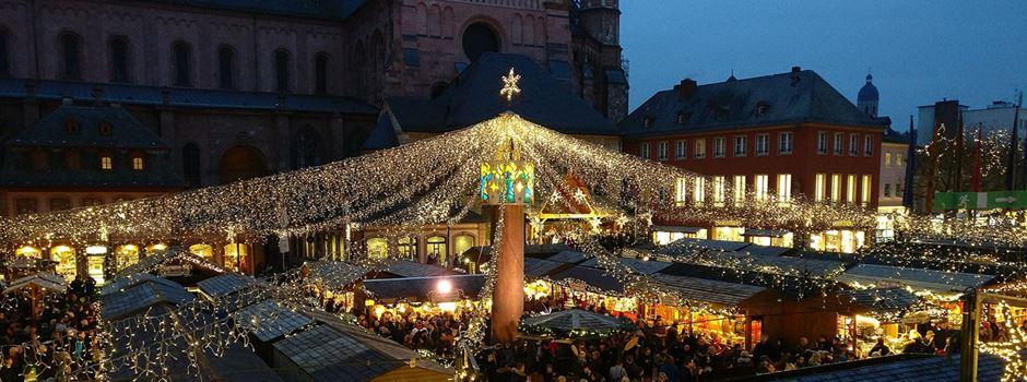 Weihnachtsmarkt Mainz.Was Sich Alles Auf Dem Mainzer Weihnachtsmarkt ändert