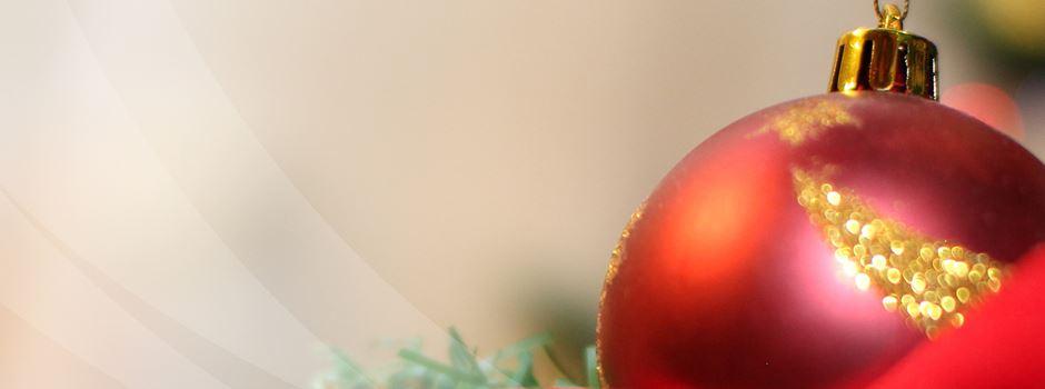 Viele verschiedene Gottesdienste zu Weihnachten
