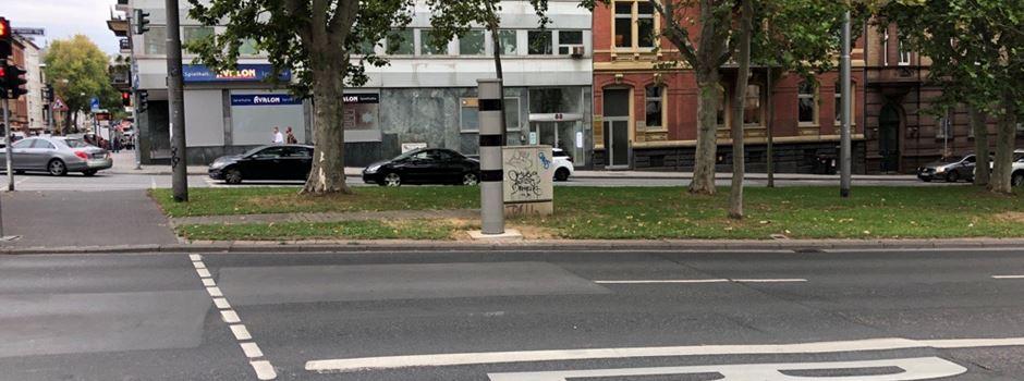 Stadt nimmt zwei neue Blitzer in Betrieb