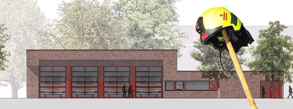Neubau Feuerwehrgerätehaus Quenhorn beginnt