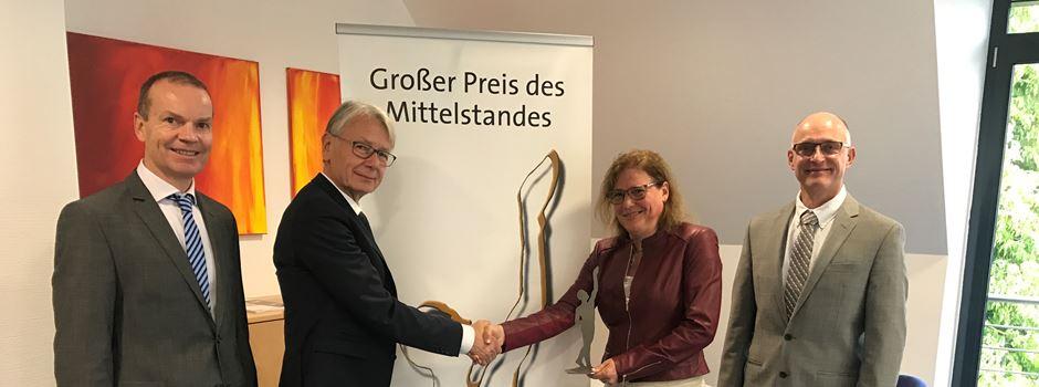 Firma Loomis GmbH ausgezeichnet!