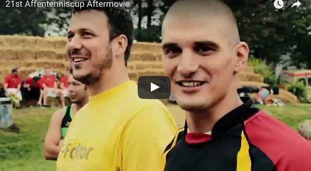 Affentenniscup 2015 - Aftermovie