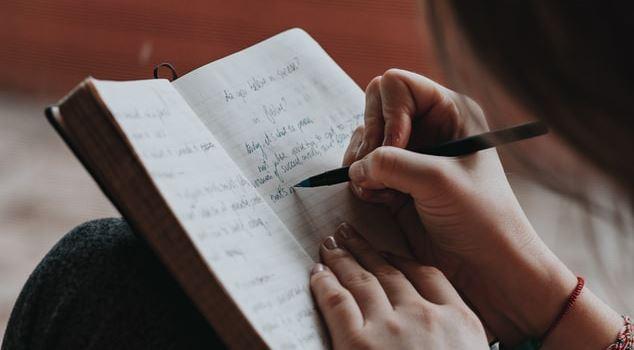 Eine Liebeserklärung an mein Tagebuch