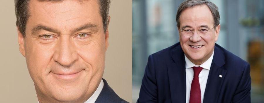 Söder oder Laschet: Wen will die Mainzer CDU als Kanzlerkandidaten?