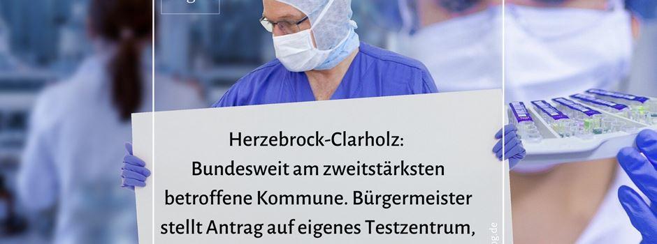 Testzentrum für Herzebrock-Clarholz gefordert