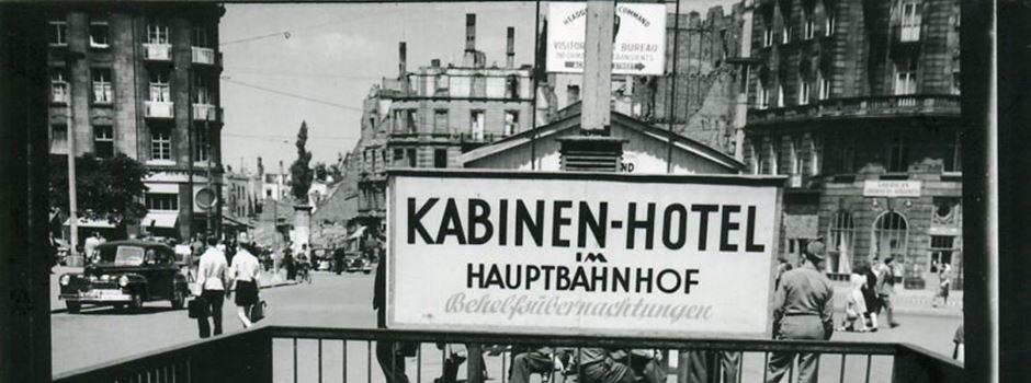 Hotel Frankfurt Hauptbahnhof Billig