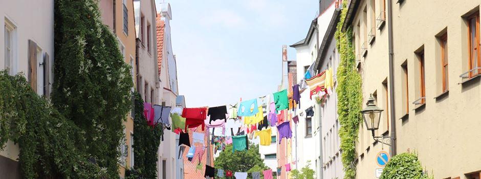 Ulrichsviertel Straßenfest in Augsburg – 8 Hallo-Tipps