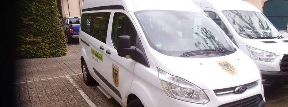 Einkaufsbus der Stadt Nierstein ab 19. Juli wieder im Einsatz