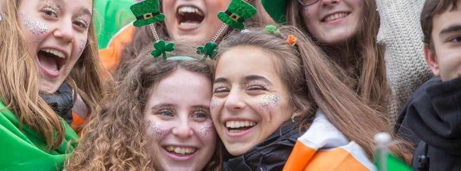 """St. Patricks Day"" im Weingut Dr. Dahlem"