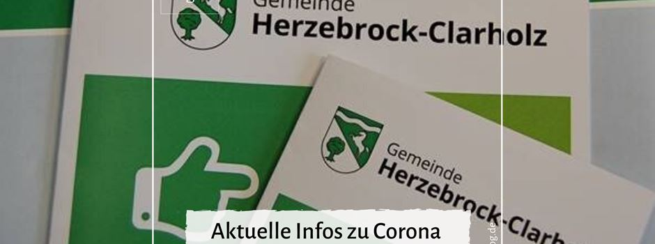 Corona-Situation in Herzebrock-Clarholz