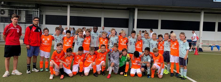 AC Milan U10 beim Herzebrock SV