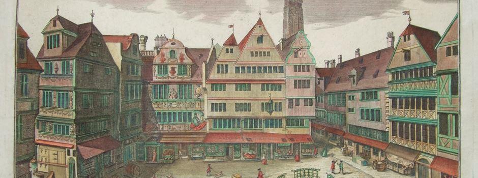 Von einem Hahn als Lebensretter: Frankfurter Stadtmythen