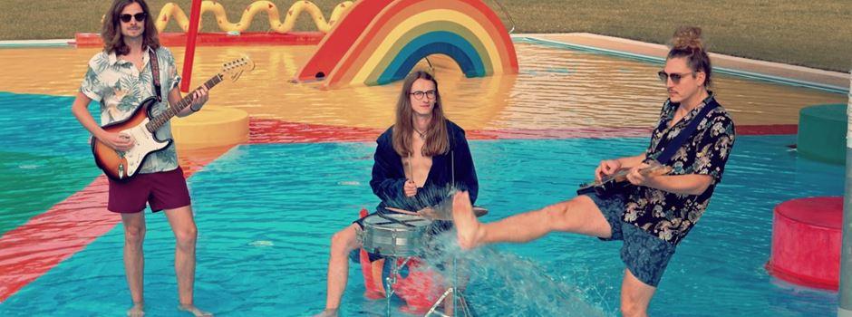 Atlantis Beach Motel: Die Augsburger Band, die im Plärrerbad drehte