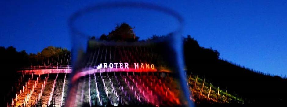"""Riesling-City Nierstein: 30 Jahre """"Der Rote Hang"""" am 08.06./09.06.2019"""