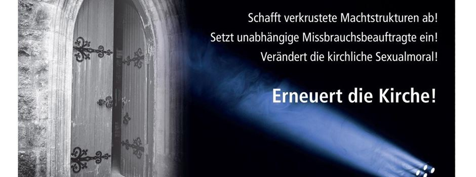 #MachtLichtAn: Bundesweite kfd-Aktion zur Erneuerung der Kirche