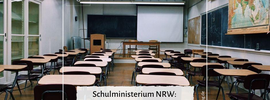 Schulministerium NRW: Abitur 2020