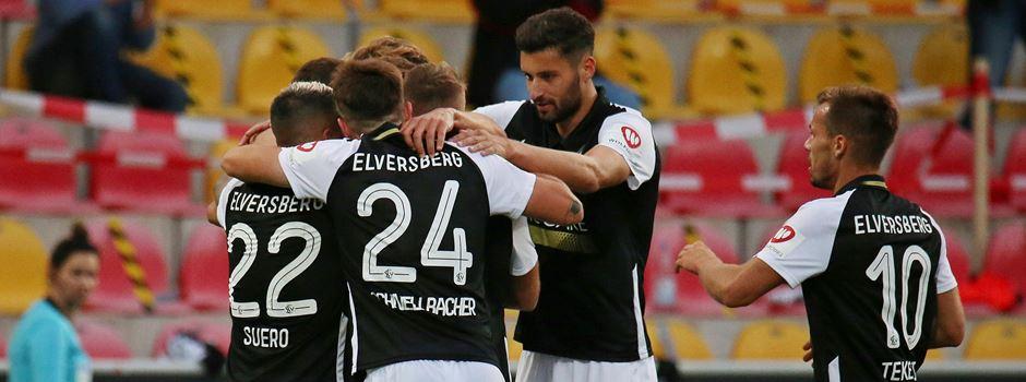 SVE neuer Spitzenreiter! 1:0 vs. Gießen