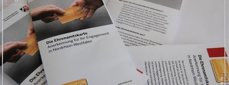Ehrenamtskarte in Herzebrock-Clarholz