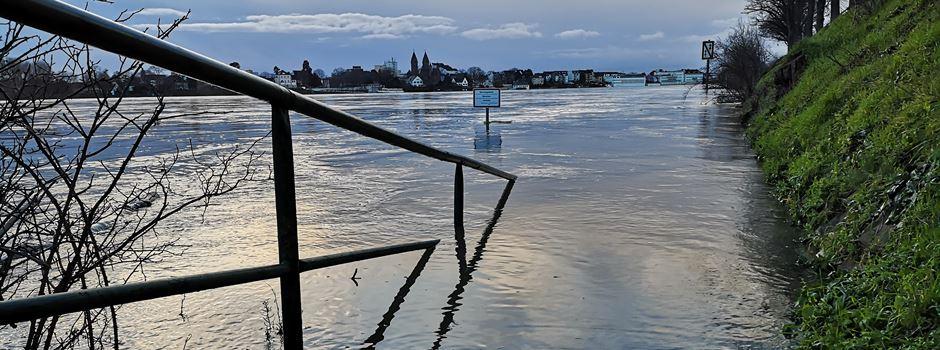 Hochwasser Update