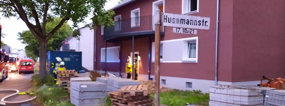 Mordkommission eröffnet - Tatverdächtiger umgehend entlassen