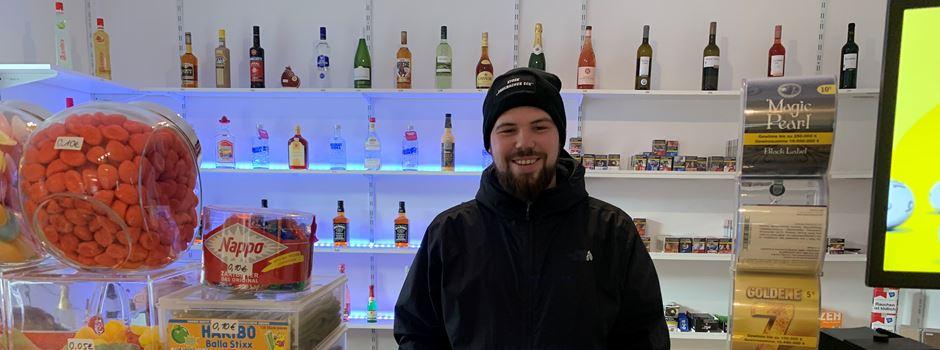 Junger Mainzer eröffnet eigenen Kiosk