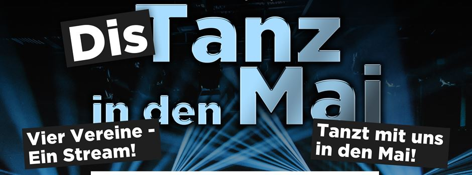 """Digitaler """"DisTanz"""" in den Mai mit DJs und Live-Act für Niederkassel"""