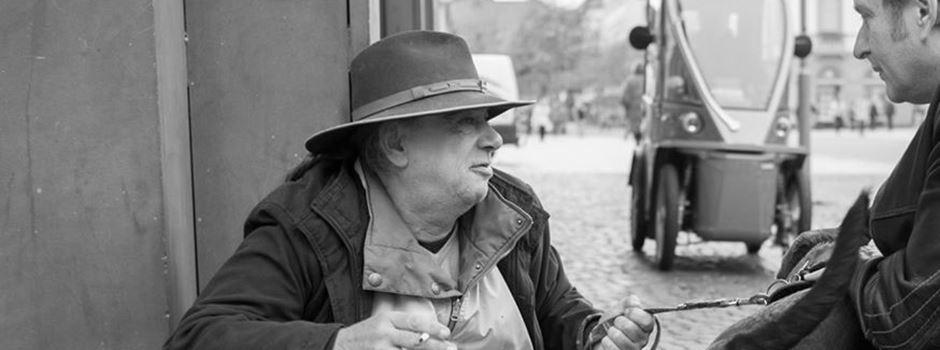 Trauer um Mainzer Obdachlosen Joschy