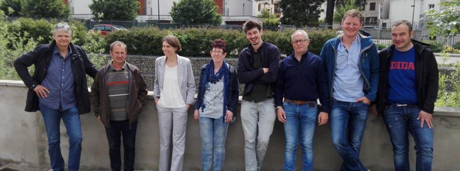 Mitarbeiter des Rathauses lernen in französischer Partnerstadt