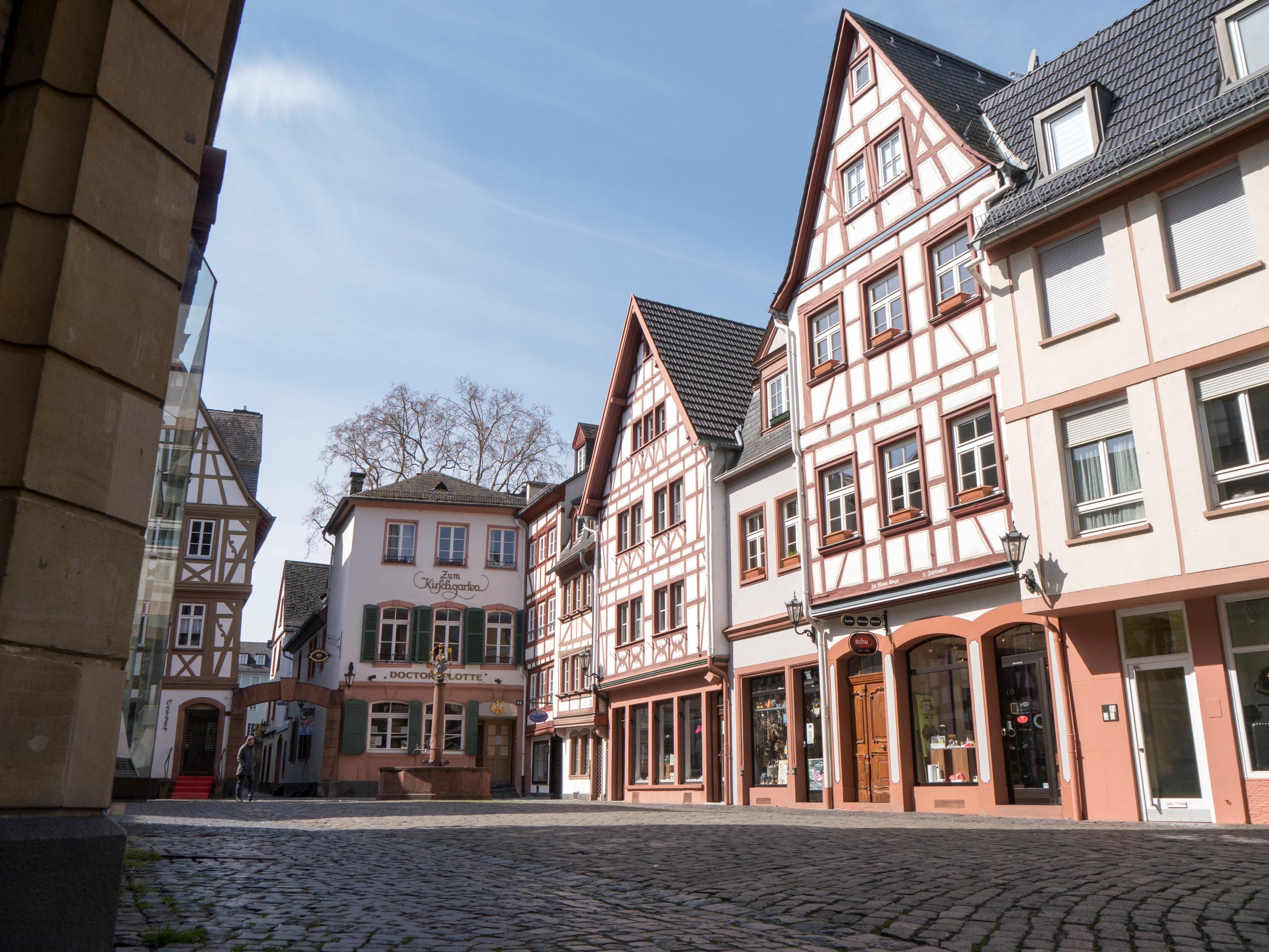 Prostituierte Mainz (RP, Landeshauptstadt)