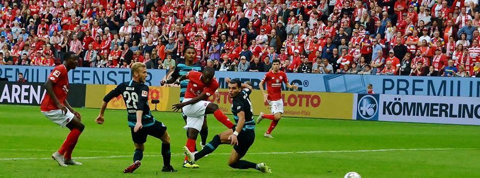Mainz 05 hat die verrückteste Tordifferenz der Bundesliga