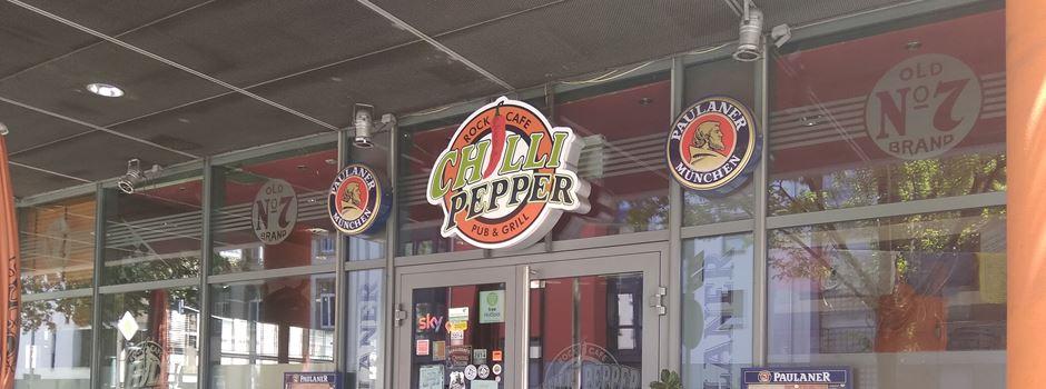Warum hat das Chilli Pepper Rock Café geschlossen?