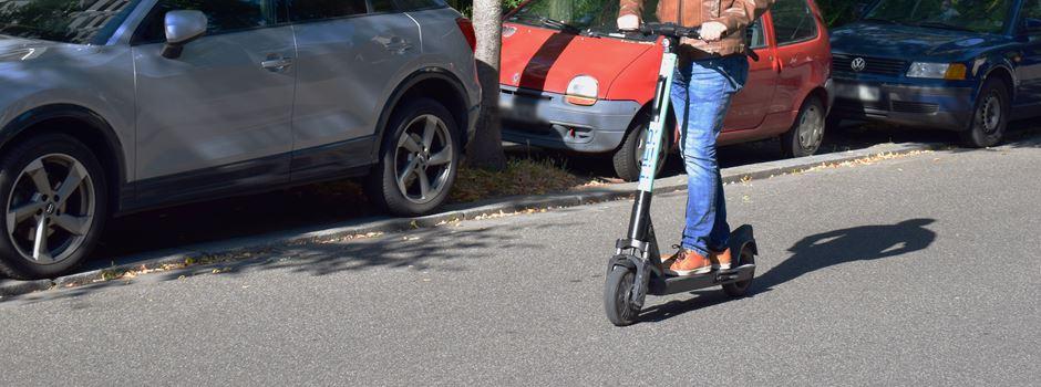 Das solltet Ihr beim E-Scooter-Fahren beachten