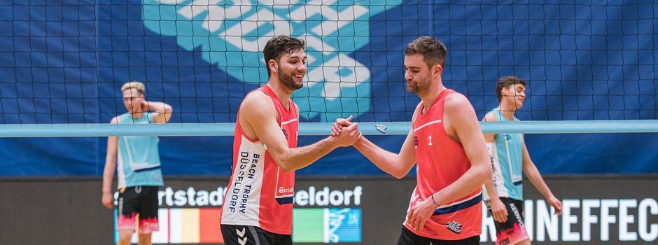 Mondorfer Beachvolleyball-Spieler debütiert auf deutscher Profitour